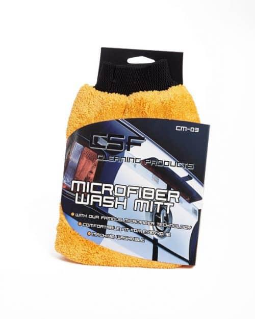 CSF Microfiber wash mitt 1