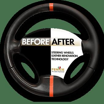 FENICE Steering wheel renovation kit 2