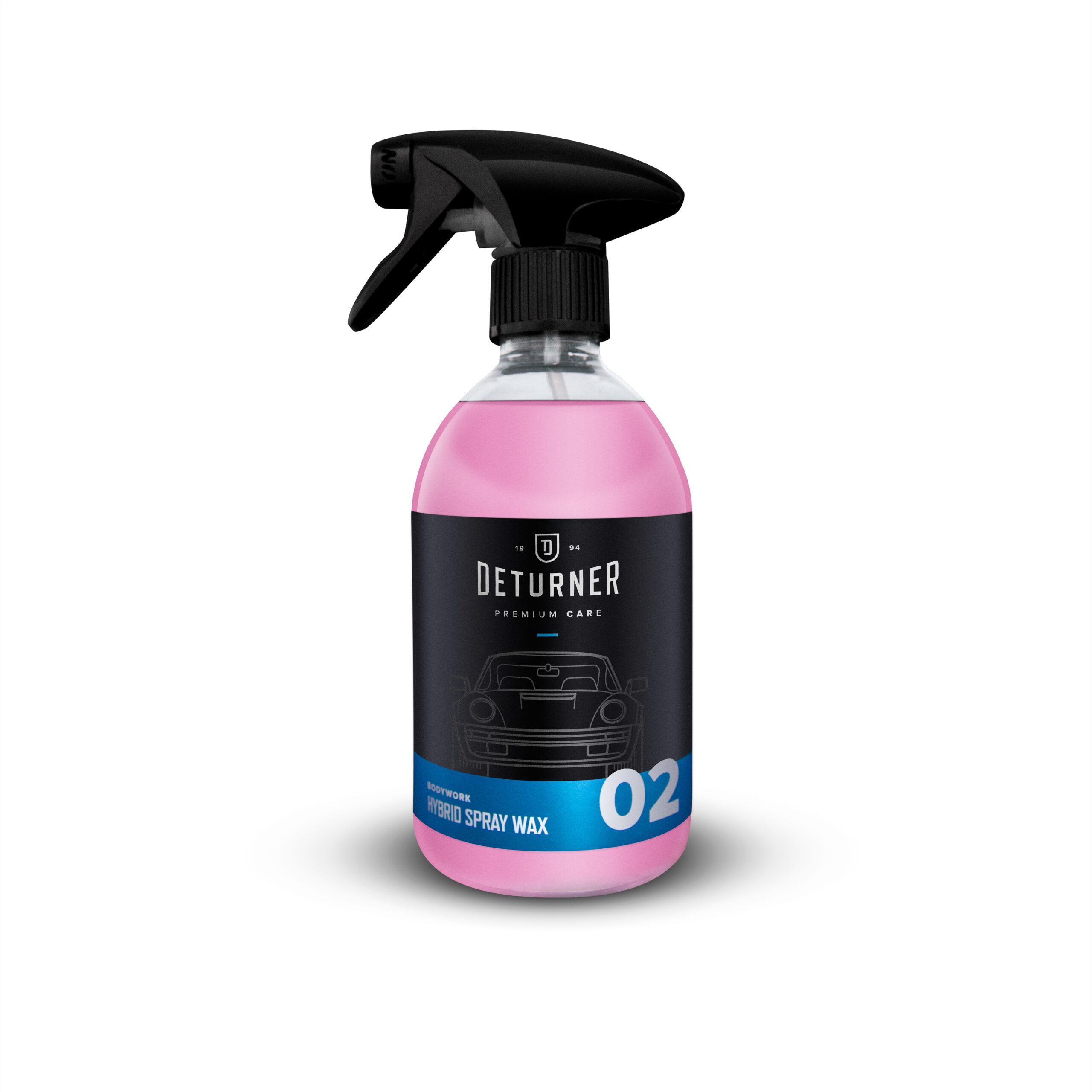 Deturner  Hybrid spray wax 500 ml