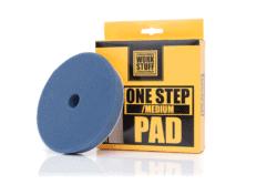 Work stuff one step/medium pad 140mm